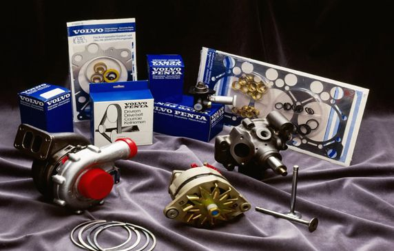 Consumables and spare parts for industrial and marine diesel