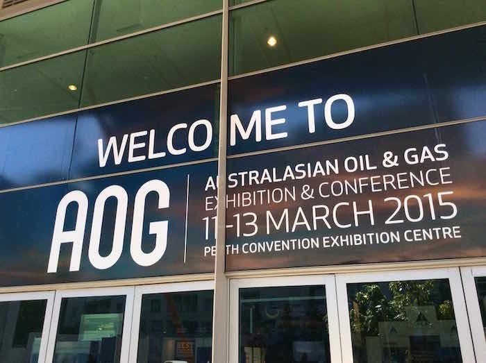 Suretank take part in Australian Oil and Gas Exhibition