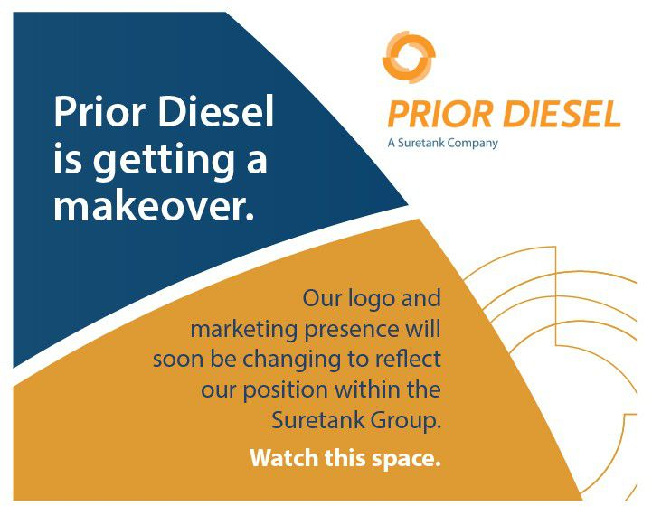 Prior Diesel to adopt new corporate identity