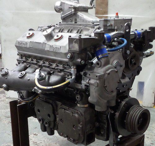 Stock diesel engines from Prior Diesel
