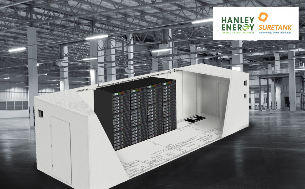 Modular Data Centre Range