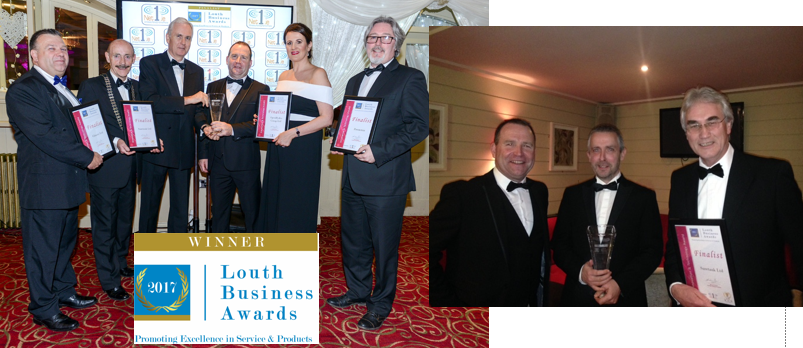 Louth business awards