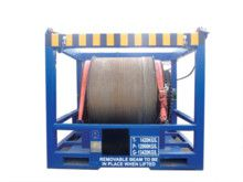 Cable Drum Basket
